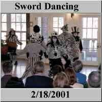 Sword Dancing - Picnic House - Prospect Park - Brooklyn NYC