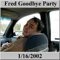 Fred's Goodbye Party - Leviton - Little Neck - Queens NYC