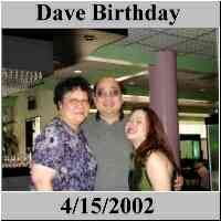 Dave's Birthday Party - Leviton - Little Neck - Queens NYC