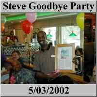 Steve's Goodbye Party - Leviton - Little Neck - Queens NYC
