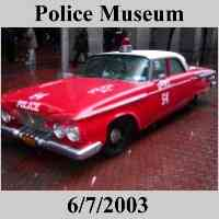 Police Department Museum - NYC
