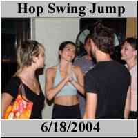 Hop Swing Jump Party - Swing Dancing - Aerials - NYC