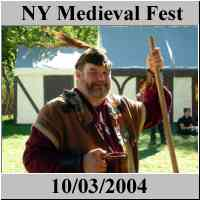 NY Medieval Festival - Cloisters - Fort Tryon Park - New York City