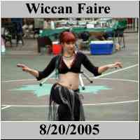 Wiccan Faire - Manhattan NYC