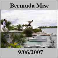 Bermuda - roof jumping - diving - smallest drawbridge in the world