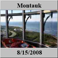 Montauk - Long Island NY - Deep Hollow Ranch - Lighthouse - Hither Hills State Park